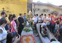 Nghĩa trang chôn hàng ngàn thai nhi