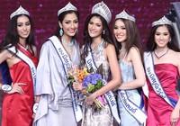Nhan sắc tân Hoa hậu Hoàn vũ Thái Lan