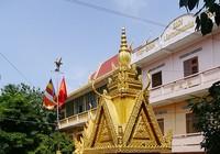 Chùa Chantarangsay viên ngọc Khmer giữa lòng Sài Gòn