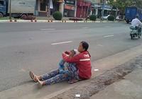 Đủ chiêu giả dạng bệnh hoạn để xin tiền ở Biên Hòa