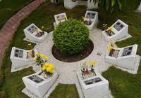 Chùm ảnh Nghĩa trang liệt sĩ TP.HCM trong ngày 27-7