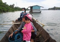 Cù lao Cỏ - 'nàng tiên' nằm ngủ quên trên sông Đồng Nai