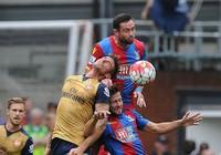 Chiến thắng đầu tay (2-1) của Arsenal trước chủ nhà Crystal Palace