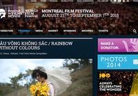 'Cầu vồng không sắc' dự LHP Quốc tế Montreal