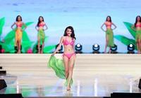Các người đẹp HH Hoàn vũ Việt Nam khoe ba vòng thi bikini