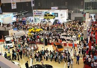 Triển lãm ô tô Việt Nam lần thứ 11 năm 2015