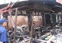 Cháy chợ, thiệt hại gần 700 triệu đồng
