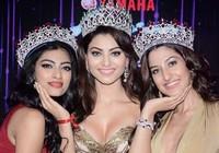 Nhan sắc tân Hoa hậu Hoàn vũ Ấn Độ