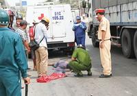 Clip Chạy xe máy làn ô tô, nam thanh niên gặp tai nạn tử vong