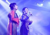 Thái Châu lần đầu tiên hát cùng Khánh Ly ở Việt Nam