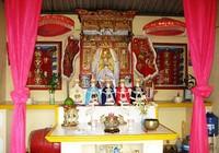 Kỳ lạ ngôi miếu thờ 'bà' rắn ở Đồng Nai