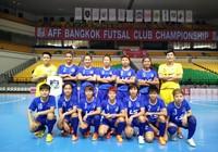 Thái Sơn Nam thắng đậm trận đầu tại giải futsal nữ Đông Nam Á 2015