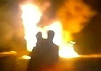 Vợ chết cháy, chồng bỏng nặng sau cuộc cãi vã giữa đêm