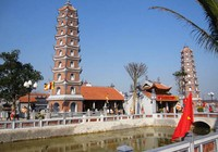 Ngôi chùa được vua chúa viếng thăm nhiều nhất miền Trung