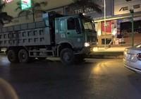 Một nữ sinh bị xe tải cán tử vong trong đêm