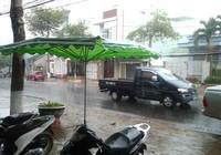 Pleiku xuất hiện cơn mưa giải nhiệt