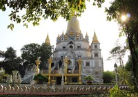 Bửu Long - ngôi chùa có bảo tháp lớn nhất Việt Nam