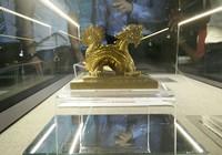 Trưng bày Bảo vật Hoàng cung - Kim ấn và Kim sách triều Nguyễn