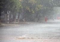 Trung Bộ nắng nóng trên diện rộng, Bắc Bộ tiếp tục mưa giông