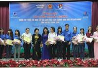 2 thí sinh đạt giải nhất 'Tuổi trẻ học tập và làm theo tấm gương đạo đức Hồ Chí Minh'