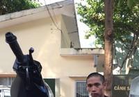 Người dân bắt giữ tên cướp nguy hiểm