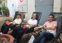 Sở Tư pháp TP.HCM tham gia hiến máu nhân đạo
