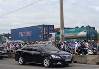 Tai nạn giao thông tăng đột biến vì TP phát triển 'nóng'