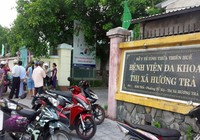 Bệnh nhân tử vong sau 3 ngày nhập viện, người nhà đòi làm rõ nguyên nhân