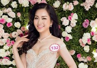 Ngắm người đẹp Hoa hậu Việt Nam mặc váy dạ hội