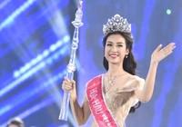 Ngắm vẻ đẹp tân Hoa hậu Việt Nam 2016 Đỗ Mỹ Linh