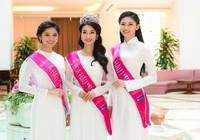 Những hình ảnh đầu tiên của 3 người đẹp nhất Hoa hậu Việt Nam 2016
