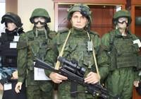 Ngắm bộ quân phục 'siêu chiến binh' của quân đội Nga