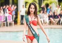 Nam Em nóng bỏng với bikini tại Hoa hậu Trái đất