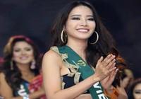 Vì sao Nam Em trượt tốp 4 Hoa hậu Trái đất?