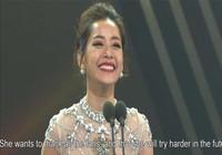 Chi Pu được vinh danh Nghệ sĩ mới châu Á tại Hàn Quốc