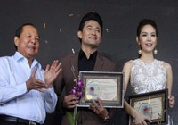 Minh Hằng đoạt giải Nữ diễn viên chính xuất sắc nhất