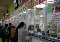 Bến xe Miền Đông không còn cảnh chen chúc mua vé Tết