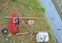 Tử vong bên cạnh bộ xung điện bắt cá