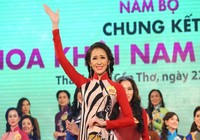 Cùng ngắm Hải Yến Hoa khôi Nam Bộ 2017