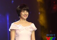 Nhà báo Diễm Quỳnh làm trưởng ban VTV6