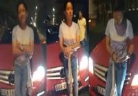 Xôn xao clip Trường Giang say xỉn lái xe giữa khuya