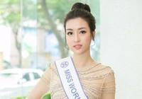 Đỗ Mỹ Linh lên đường dự thi 'Miss World 2017'