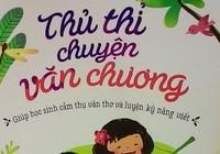 """Nguyễn Thái Dương với """"Thủ thỉ chuyện văn chương"""""""