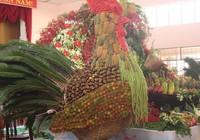 Ngắm củ, quả độc lạ tại lễ hội cây trái ngon