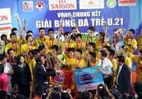 VCK bóng đá U-21 báo Thanh Niên: Hà Nội T&T lần đầu đăng quang