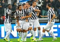 Juventus đẩy Milan ra ngoài top 10