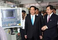 Trao huân chương Hồ Chí Minh cho ĐH Công nghiệp Hà Nội