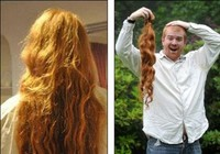 Chàng trai có mái tóc trị giá tới 20 triệu đồng