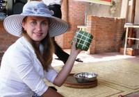 Cô gái Nga đưa văn hóa Việt ra thế giới