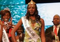 Hoa hậu Kenya giành giải Người đẹp Nhân ái